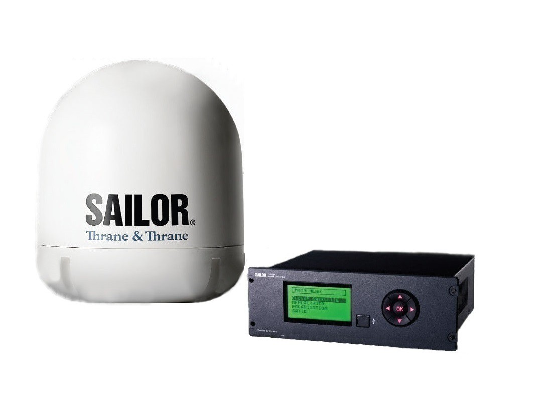 Sailor 60 Satellite TV