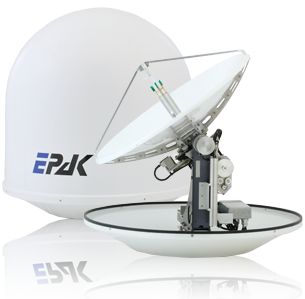 marine VSAT ant TV systems in Russia